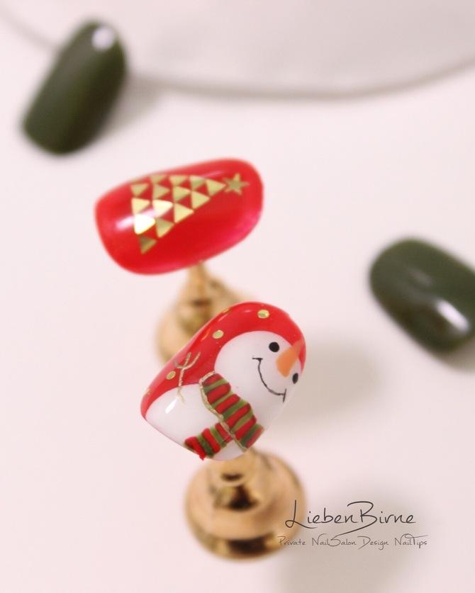 スノーマンのクリスマス